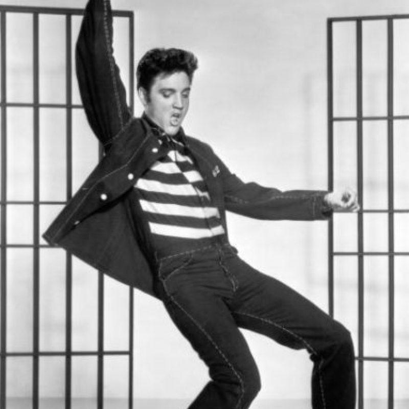 Elvis Presley. Foto:vía Getty Images