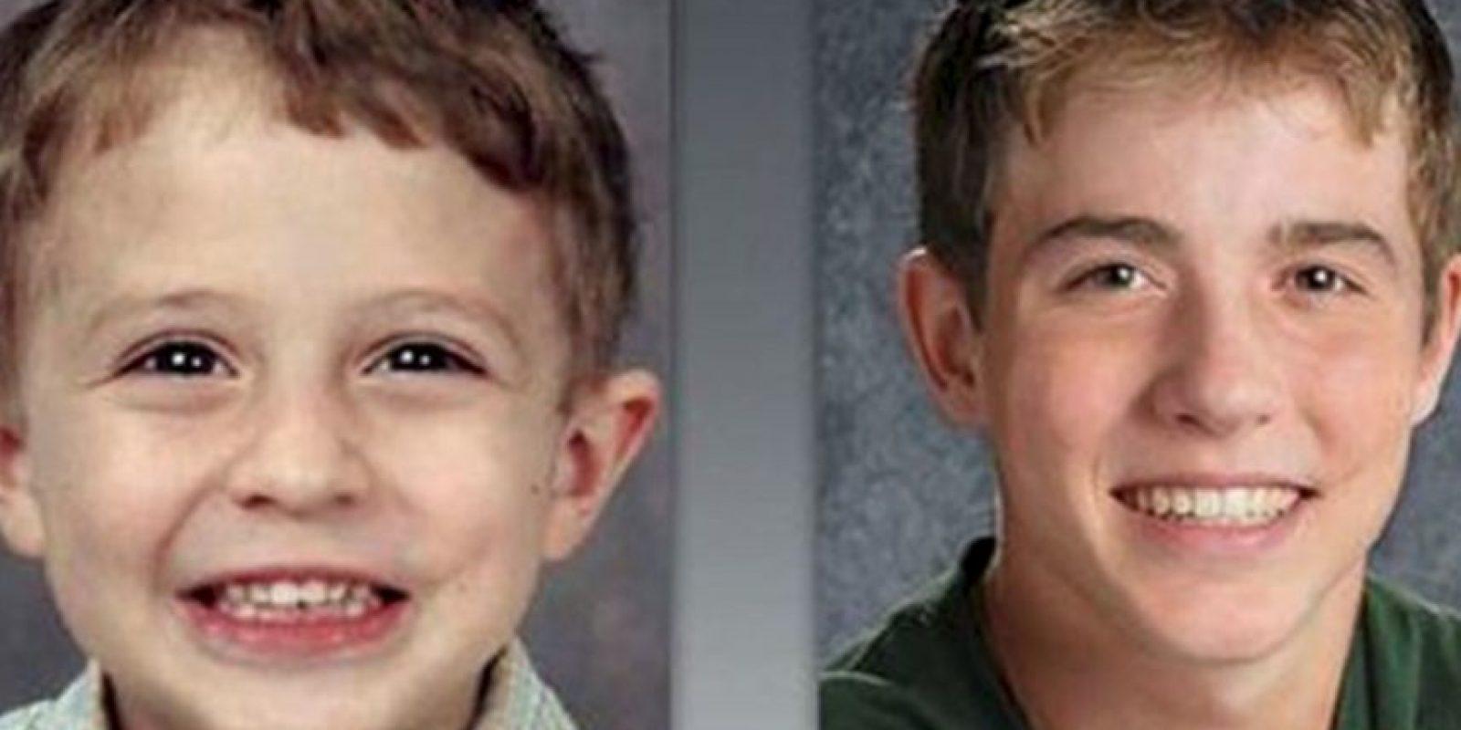 Julián Hernández, fue secuestrado por su padre cuando tenía 5 años. Foto:Vía Twitter