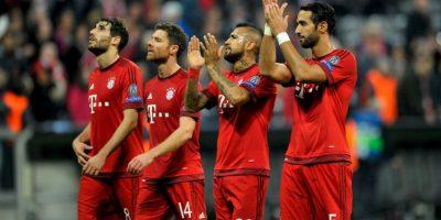Bayern Múnich vs. Stuttgart Foto:Getty Images
