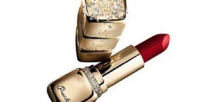 El labial más caro del mundo es de Guerlain. Cuesta 62 mil dólares. Foto: Guerlain