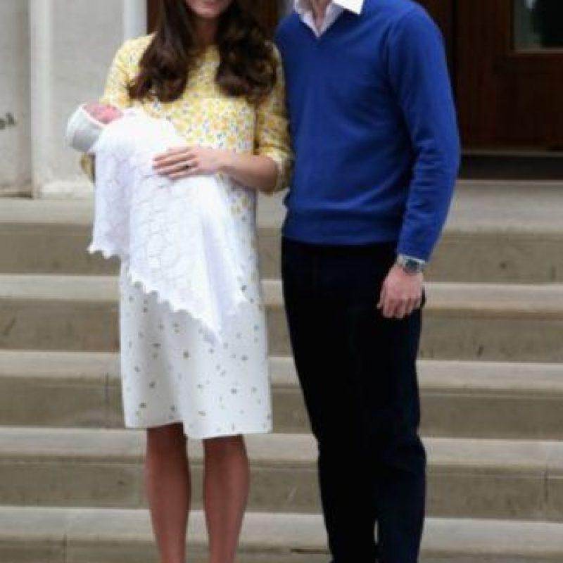Príncipe William de Inglaterra, segundo en la línea de sucesión de la corona. Foto:Getty Images