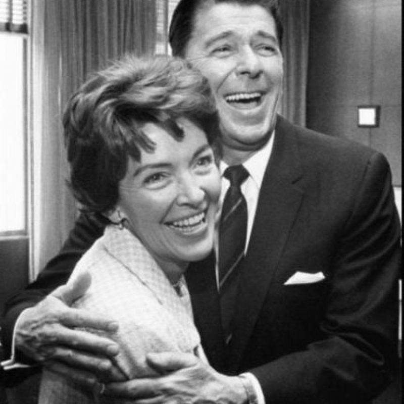 Ronald Reagan, presidente de Estados Unidos de 1981 a 1989. Foto:Getty Images