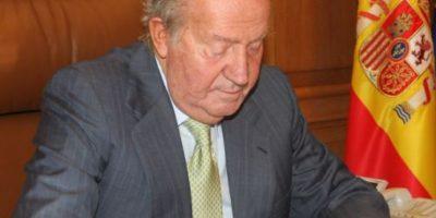 Rey Juan Carlos I de España, quien estuvo en el poder desde 1975 hasta su abdicación en 2014. Foto:Getty Images