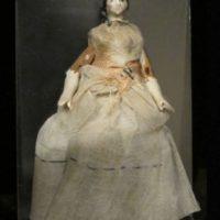 La muñeca de Patty Reed: no está poseída, pero hace parte de una macabra historia. Foto:vía California Departments of Parks and Recreations