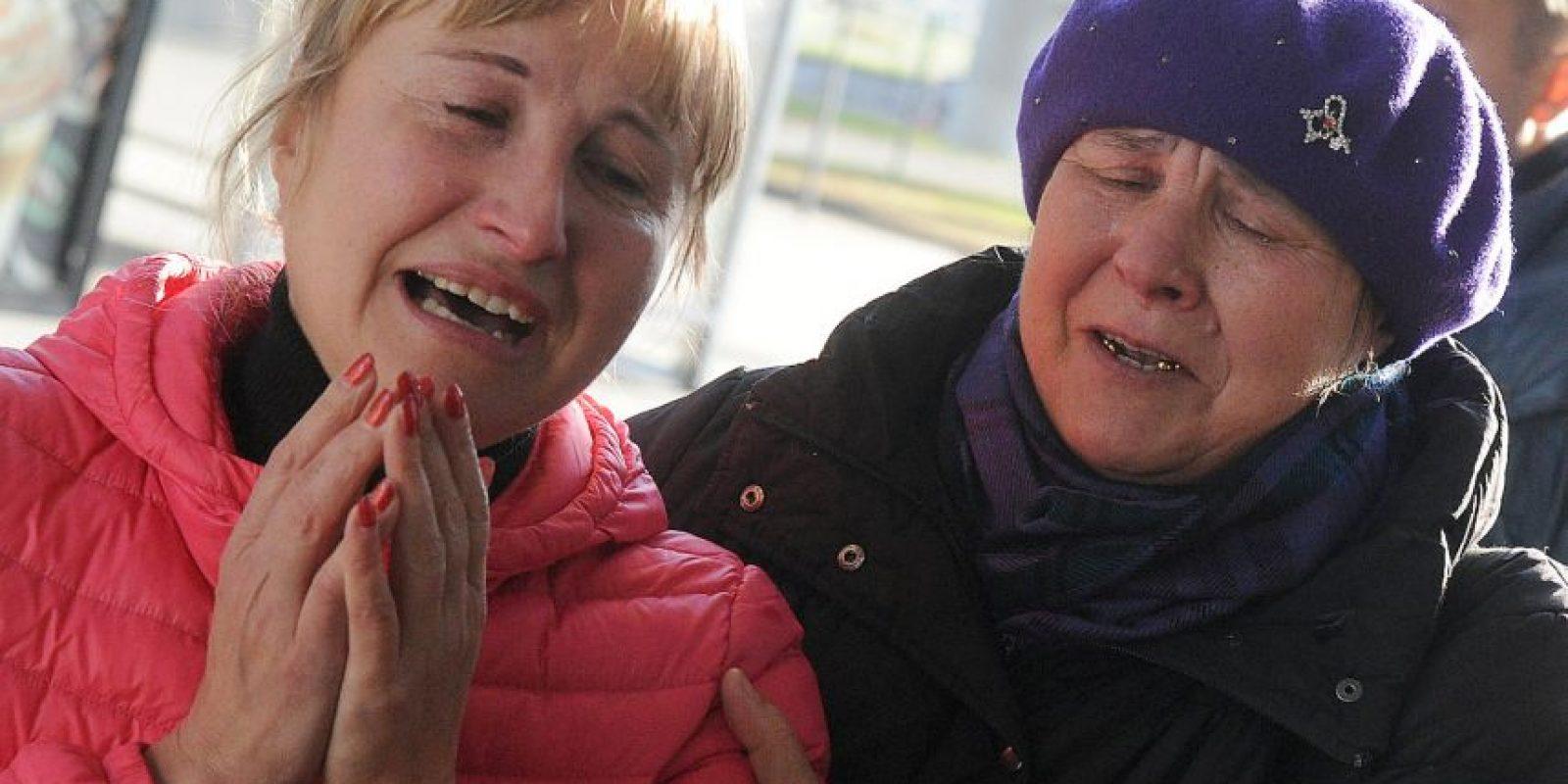 Aún se desconocen las causas del accidente. Foto:AP