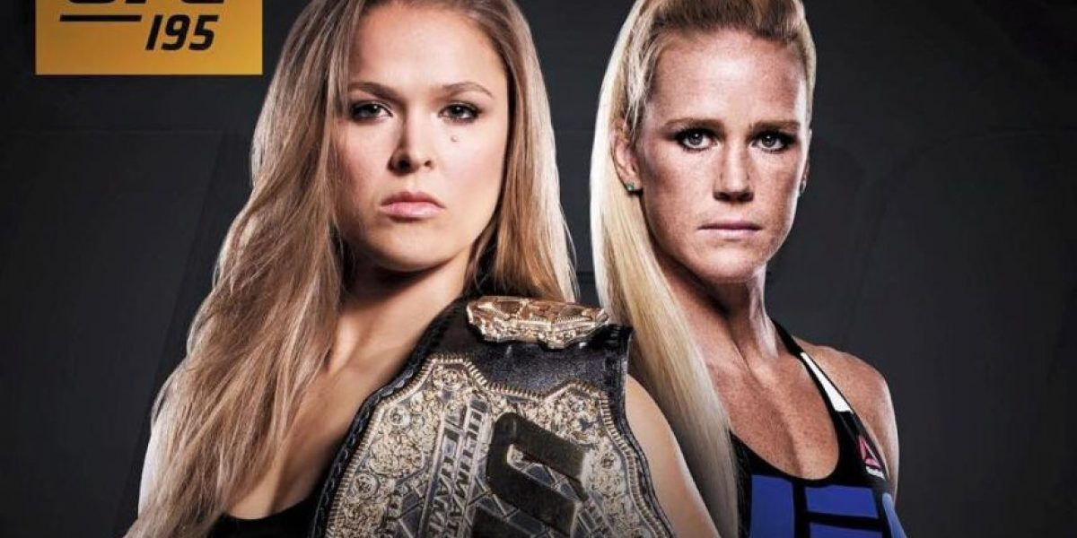 Fotos: Holly Holm, la peleadora que buscará quitarle la corona a Ronda Rousey