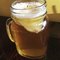 Bueno, esta bebida tiene una estrecha relación con los pescados. Foto:vía instagram.com