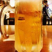 ¿Ustedes también disfrutan de un rico tarro de cerveza? Foto:vía instagram.com