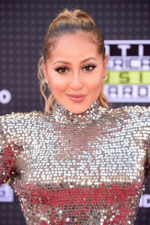 "Adrienne Bailon, la estrella de la cinta ""The Cheetah Girls"" Foto: Getty Images"