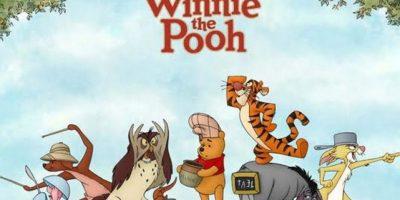 Winnie the Pooh es un personaje ficticio, un oso, protagonista de varios libros familiares de Alan Alexander Milne y posteriormente de los estudios de Walt Disney. Foto:Walt Disney