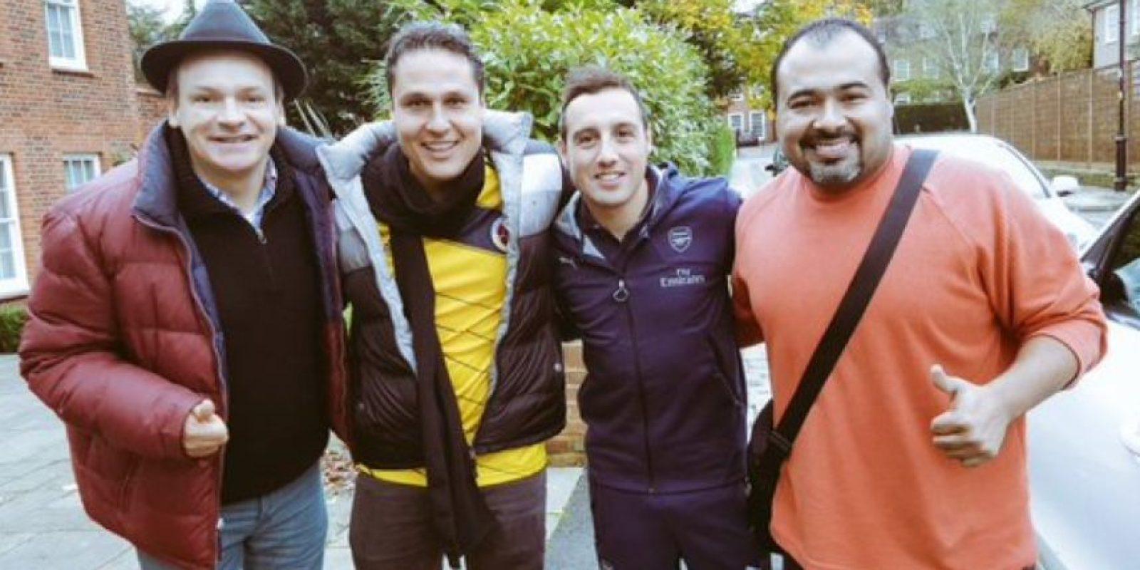 Foto:Tomado de redes sociales de David Ospina, Don Jediondo, Risaloca y Caneca.
