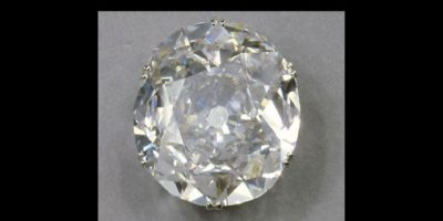 Así luce el diamante Koh-i-Noor es de 105 quilates. Foto:Vía royal.gov.uk