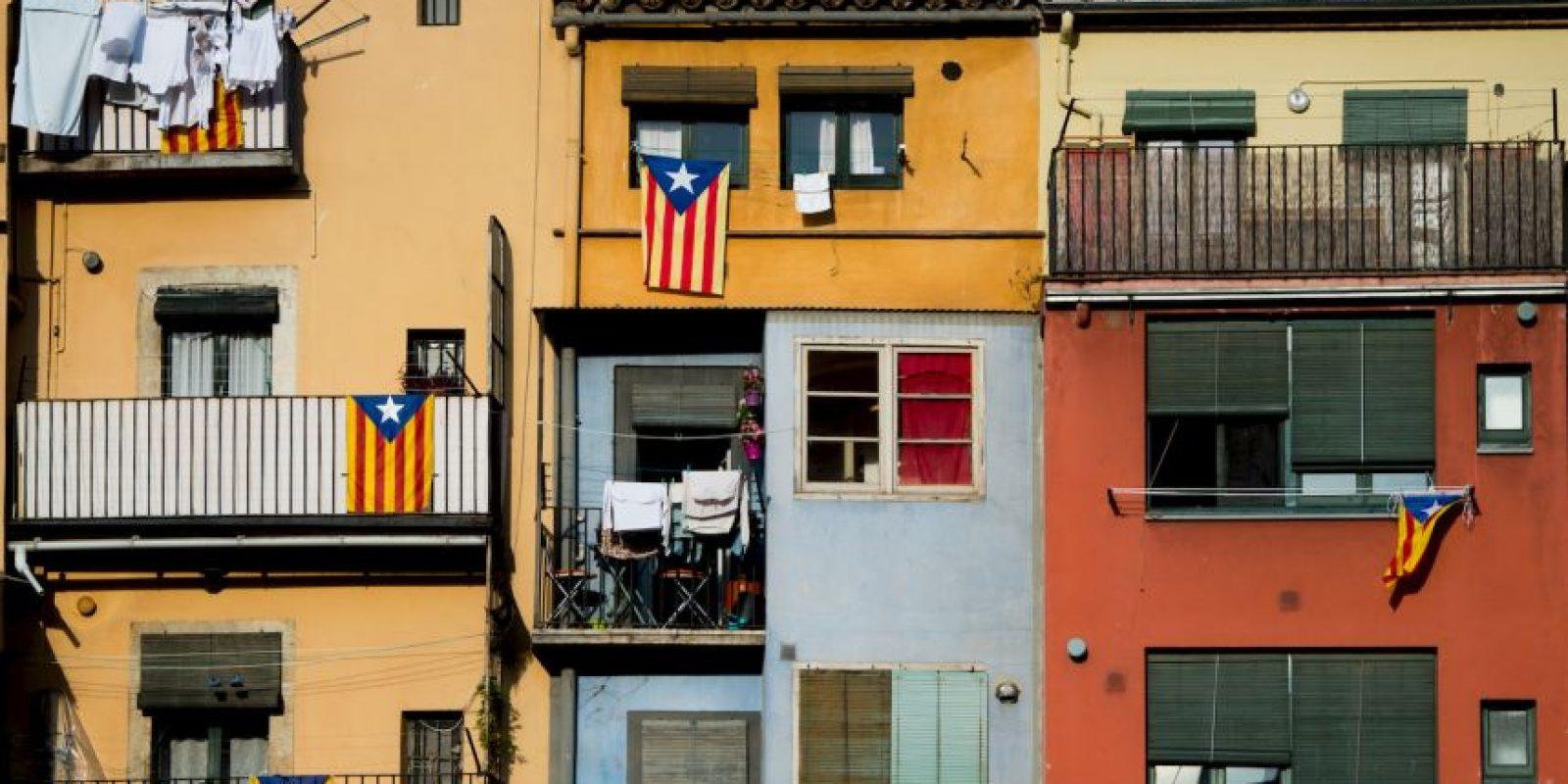 """""""Los catalanes tienen permiso de trabajar en Europa por ser parte de la Unión Europea"""", nos explica Murguía Foto:Getty Images"""