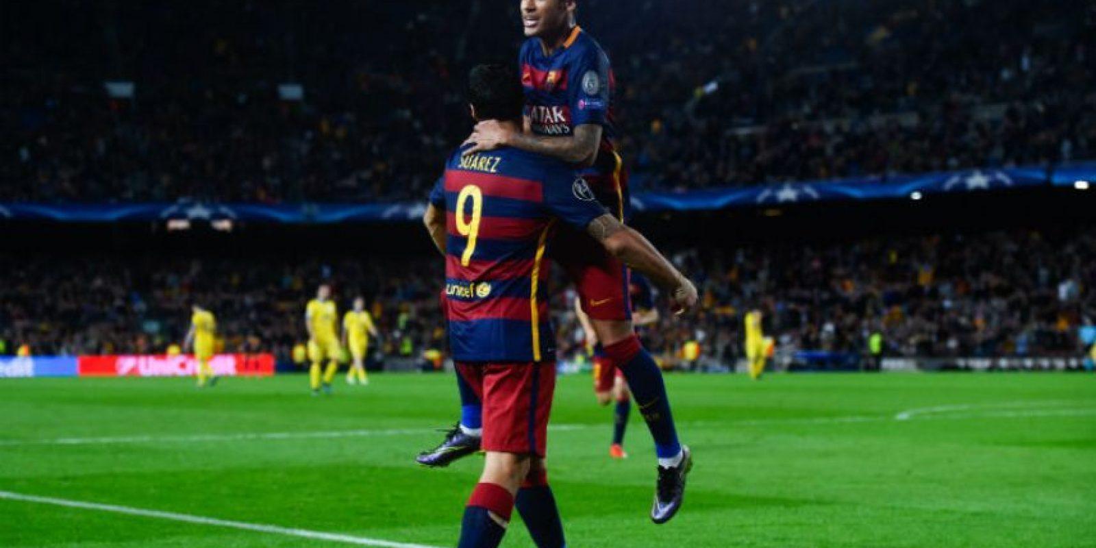 Son los máximos goleadores de la Liga Foto:Getty Images