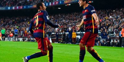 Han hecho que no pese en el Barcelona la ausencia de Lionel Messi Foto:Getty Images