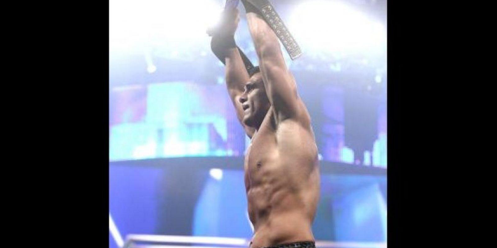 En la gira por Europa, Del Río hizo enfadar a los aficionados de España Foto:WWE