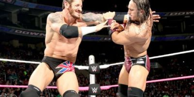 Ha peleado como Stu Sanders, King Barrett, Bad News Barrett y Wade Barrett Foto:WWE