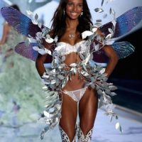 La californiana Jasmine Tookes de 24 años. Foto: Getty Images