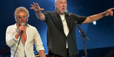 """""""Pete está casi sordo. Ensordeció en el estudio de grabación y la última vez que estuvimos ahí tuvo que estar junto al altavoz para escuchar algo. No sé qué va a hacer"""", comentó Roger Daltrey, el vocalista de esta agrupación, al portal Daily Mail. Foto:Getty Images"""