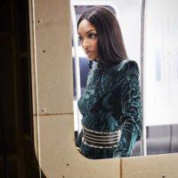 """""""Me siento mucho mejor sobre lo de no desfilar para BS… perdón, me refiero a VS, ahora que sé que Rihanna no va a participar también"""", comentó en su cuenta de Twitter. Foto:vía instagram.com/officialjdunn"""