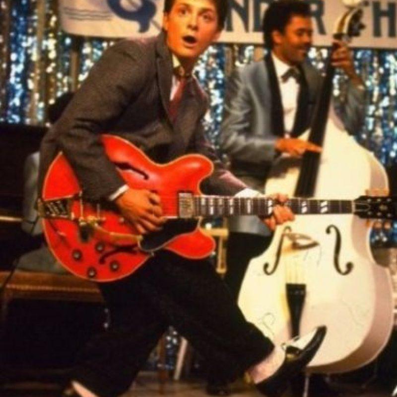 """3- """"Marty McFly"""" en """"Volver al Futuro"""". Foto:IMDB"""