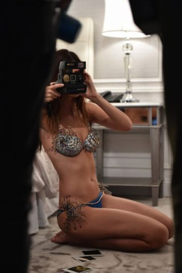 Y son las veteranas, las encargadas de lucir estas prendas exclusivas. Foto:Getty Images