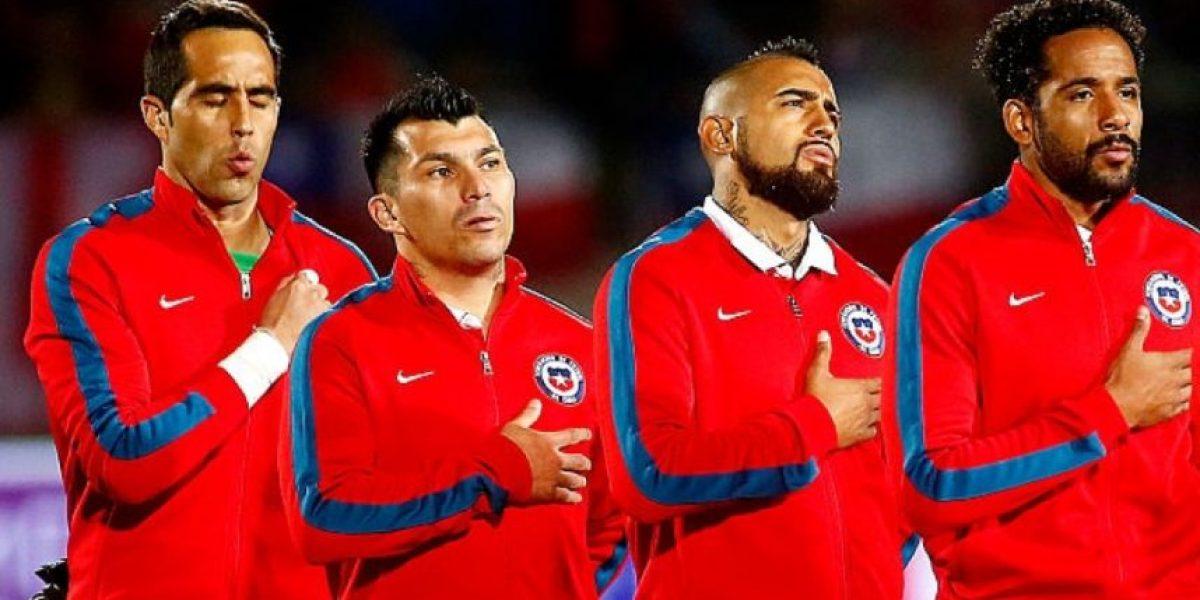 Chile llega con varios problemas para enfrentar a Colombia