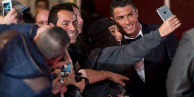 La gala fue en el Cine Vue de Londres. Foto:Getty Images