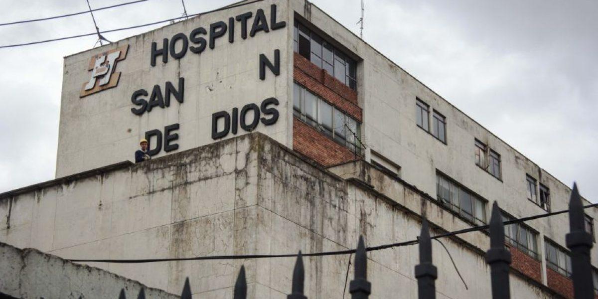 Fotorreportaje: El abandono de los edificios del centro de Bogotá