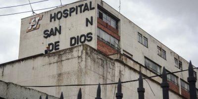 El Hospital San Juan de Dios es una de las edificaciones más notorias del proceso de recuperación de Bogotá Foto:Carlos Bernate – Publimetro