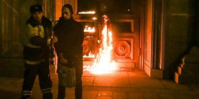 La mayoría son contra su gobierno. Foto:Vía Vimeo