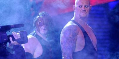 "Comenzaron a pelear juntos en 1998 en ""King of Ring"". Foto:WWE"