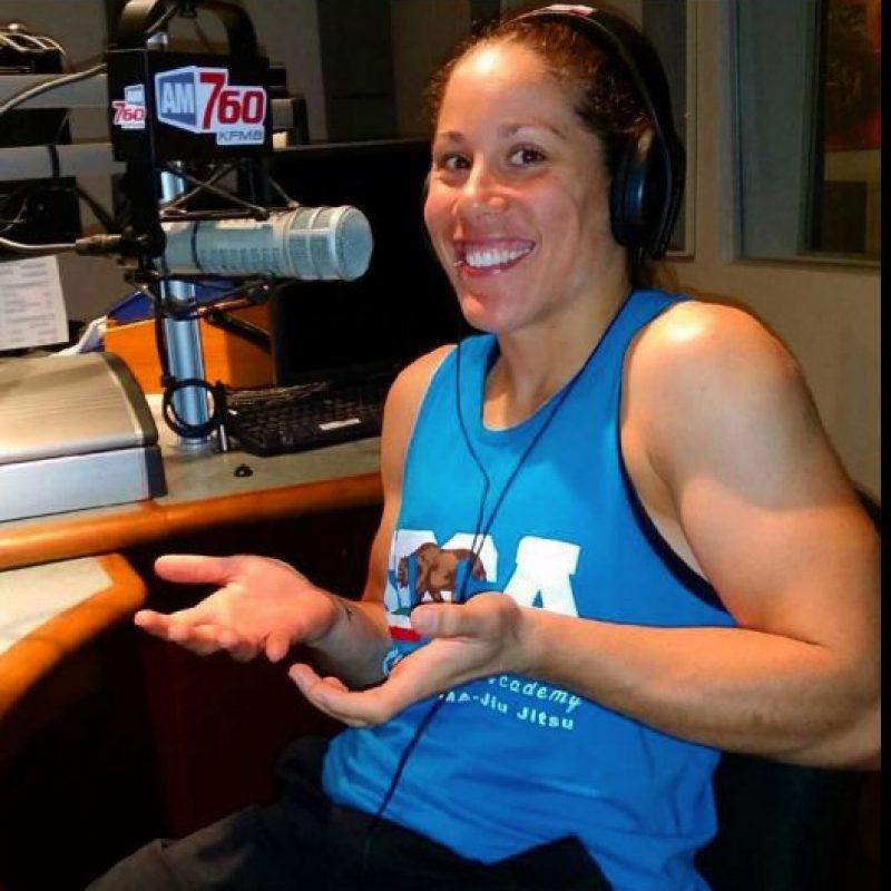 Después de perder con Ronda, Liz suma dos victorias y dos derrotas Foto:Vía twitter.com/iamgirlrilla