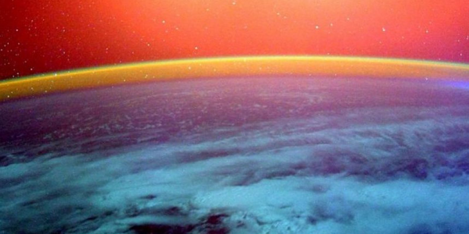 5. Una gran cantidad de desechos orbitales proviene de explosiones de objetos en órbita. Foto:Vía Instagram.com/stationcdrkelly