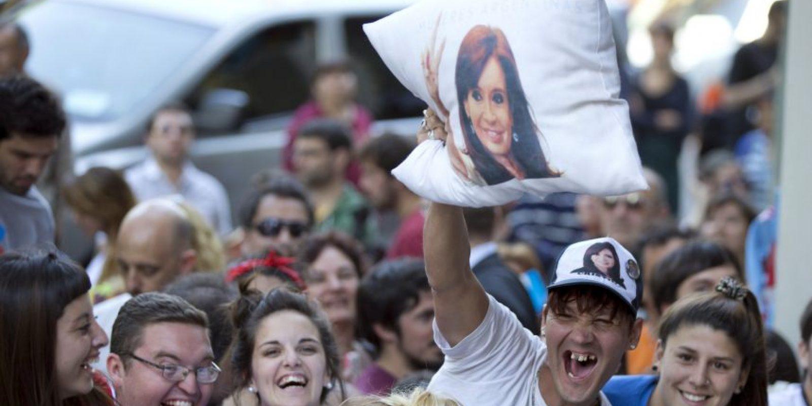 Será el segundo debate presidencial en la historia de Argentina Foto:AP