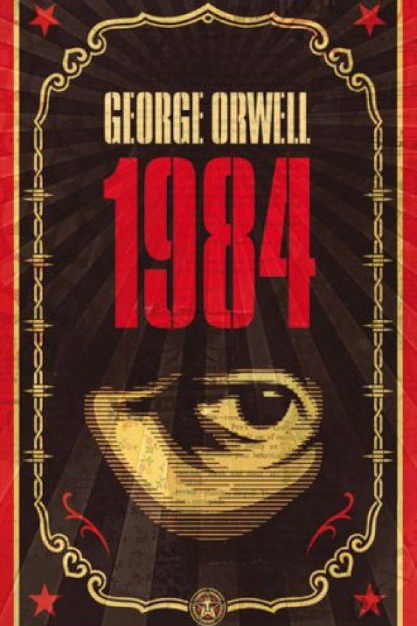 """1984"" de George Orwell Foto:Wikimedia.org"