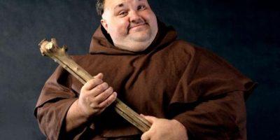 1. Friar Ferguson Foto:WWE