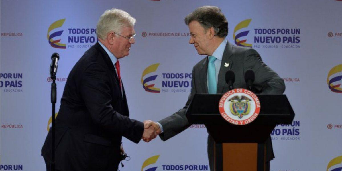 Santos insiste en fecha límite para la firma del acuerdo final de paz