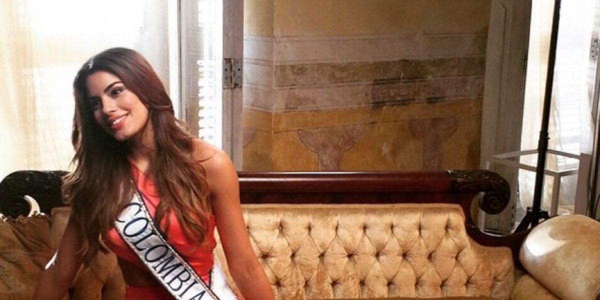 Ariadna Gutiérrez está molesta con una periodista