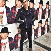 Krost es buen amigo de la modelo Gigi Hadid. Foto:vía instagram.com/samuelkrost