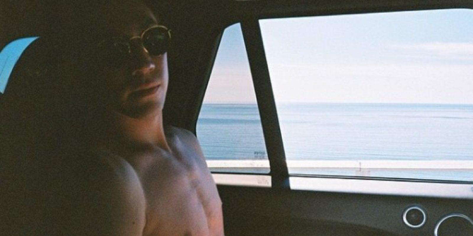 ¿Quién es este joven? Foto:vía instagram.com/samuelkrost