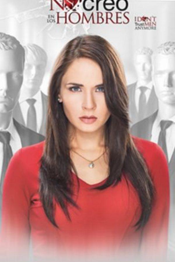"""10- """"Yo no creo en los hombres"""". Primer episodio: 1 de septiembre de 2014. Foto:Televisa."""