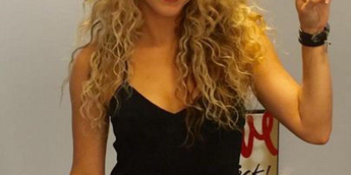 Desmienten rumores sobre video íntimo de Shakira