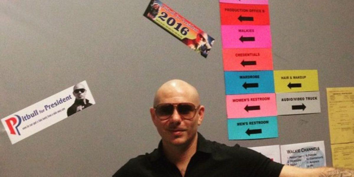 Cancelan concierto de Pitbull en Colombia