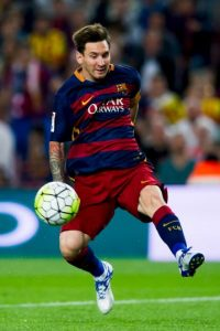 3. Lionel Messi Foto:Getty Images