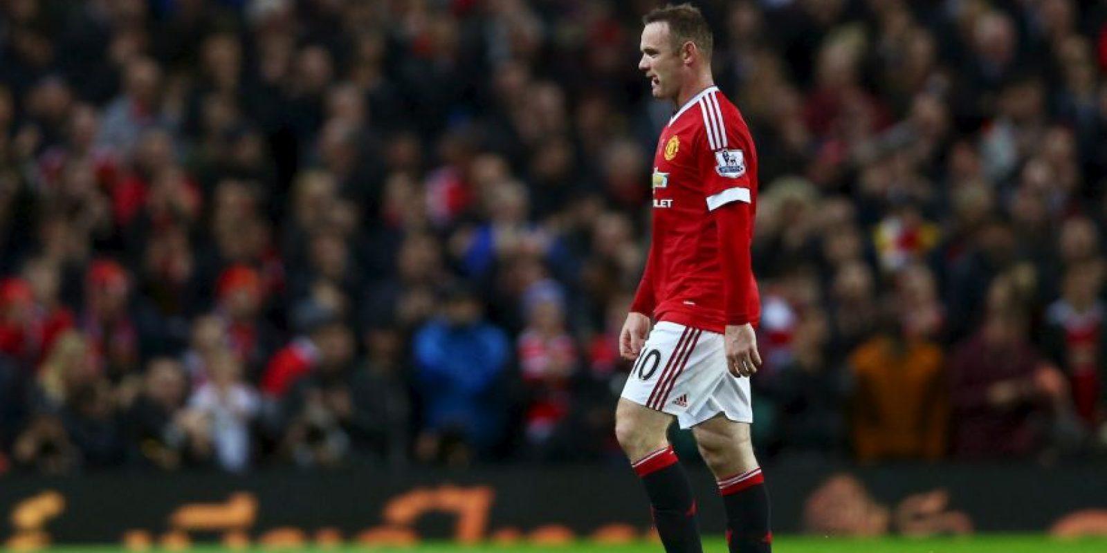 7. Wayne Rooney Foto:Getty Images