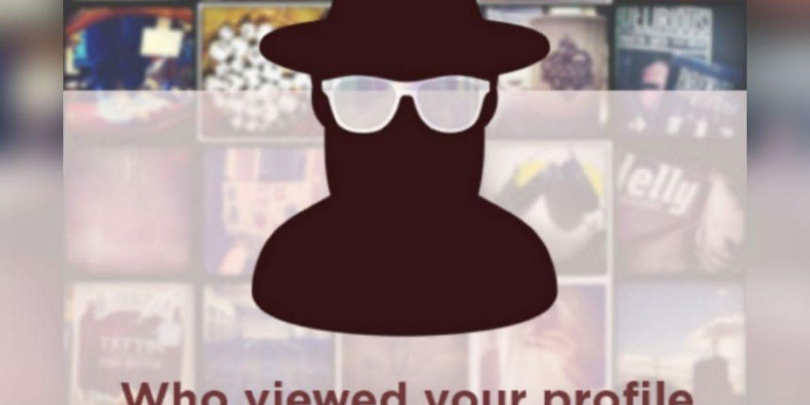InstaAgent robaba sus contraseñas de Instagram. Foto:vía Tumblr.com