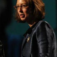 10. Abigail Johnson, estadounidense. Es dueña de la compañía Fidelity Investments y tiene una fortuna estimada en 13.4 mil millones de dólares. Foto:vía Wikimedia