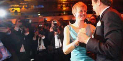 La alemana tiene una fortuna valorada en 16.8 mil millones de dólares. Foto:Getty Images