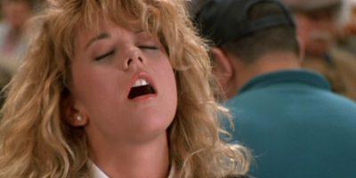 Meg Ryan tenía un rostro angelical. Foto:vía Tumblr